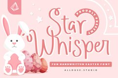 Web Font - Star Whisper Product Image 1