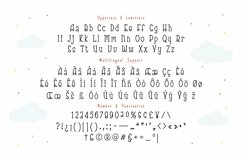 Web Font Aparte Font Product Image 2