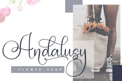 Plamiya | Handcrafted Script Font Product Image 3
