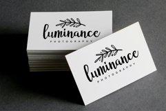 Adelline   beautiful elegant font Product Image 2