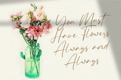 Allezia Sttacy - Handwritten Font Product Image 3