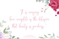 Righttoast Beauty Script Font Product Image 8