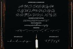 Creattion - a Ink Stylish Signature Font Product Image 9