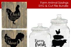 Farm Animal Saying Bundle Product Image 2
