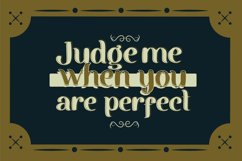 Easterwin   Classic Vintage Font Product Image 4