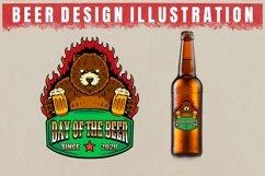 vector beer design illustration Product Image 4