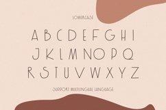 Kenzira - A Hand Drawn Art Deco Font Product Image 6