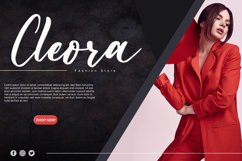 Munellisa - Elegant Font Product Image 3