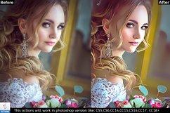 Portrait Painting Photoshop Actions Product Image 2