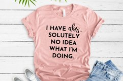 Funny Quote SVG Bundle | Volume One | Funny SVG Designs Product Image 3