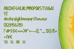 Calm Avocado - Font Duo Product Image 8