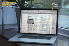 DEV Web Design Proposal Product Image 2
