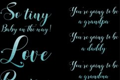 Baby Shower Word Art for Boys Product Image 4