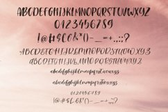 September Night. Font Duo Product Image 5