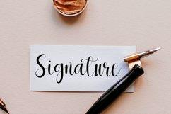 The Paradise - Script Calligraphy Font- Web Font Product Image 6
