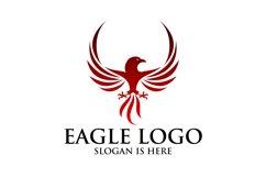 Eagle logo, Flying Logo Illustation Product Image 2