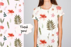 Tropical Collage. Patterns, Cliparts Product Image 6