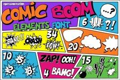 Comic Boom Elements Product Image 3