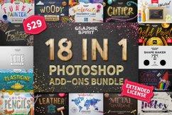 18 IN 1 Photoshop Bundle SALE Product Image 1
