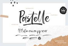 Pastelle SVG font Product Image 2