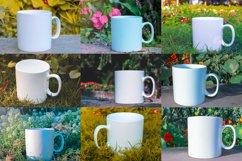 7 Photoshop Mug Mockups and 11 high quality PNG Images Product Image 2