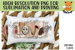 Scary Horror Movie Love PNG for Sublimation Product Image 1