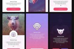 Panda Mobile UI Kit Product Image 4