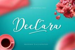 Declara Script Product Image 1