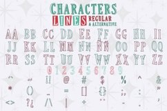 This Holiday Season - Christmas font and Extras Product Image 3