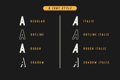 Offlander - Font Family Product Image 2