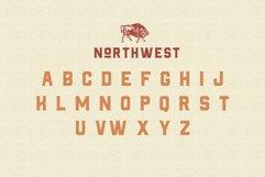 The Northwest - Modern Vintage Type Family Product Image 4