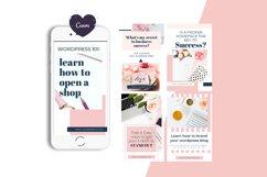 Boss Lady Pinterest Templates Product Image 6