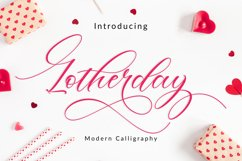 Lotherday Script Product Image 1