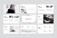 Corp Keynote Presentation Template Product Image 2