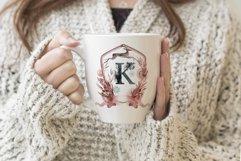 Bistro Mug Mockup - Woman holding mug Product Image 2