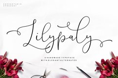 Lilypaly Typeface Product Image 1