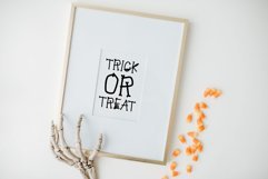 JACK MYERS a Halloween Font Family Product Image 4