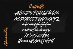 Cuffelts - Script Display Font Product Image 4