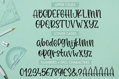 Classroom A Fun School Font With 6 Designs Product Image 6