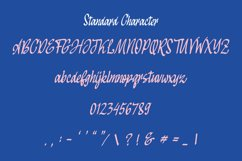 Casual Script Font - Reynaldoha Product Image 4
