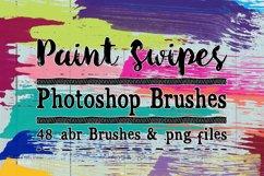 Paint Swipes Photoshop Brushes Product Image 1
