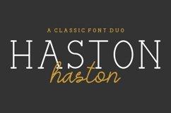 HASTON Product Image 1