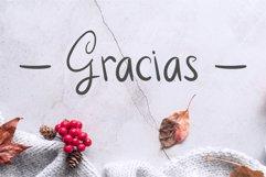 Dellicia Gllen - A Handrawn Font Product Image 3
