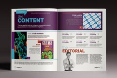 Colorful Indesign Template Product Image 1