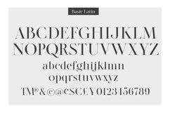 LEGATUM font family Product Image 3