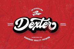 Dexter Script Product Image 1
