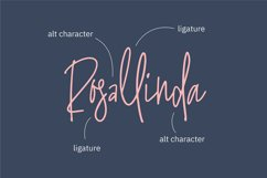 Jack and Rose - A Signature Font Product Image 6
