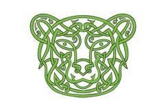 Bear Celtic Knot Product Image 1