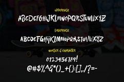 Southpaw - Graffiti Font Product Image 5
