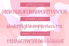Schnookums A Fun Love Font Product Image 3